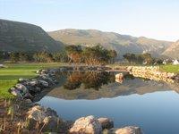 Hermanus golf course
