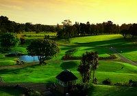 Stellenbosch golf course